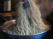 Spaghetti cacio pepe