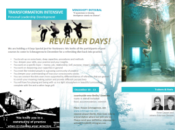 reviewer days dec 2015